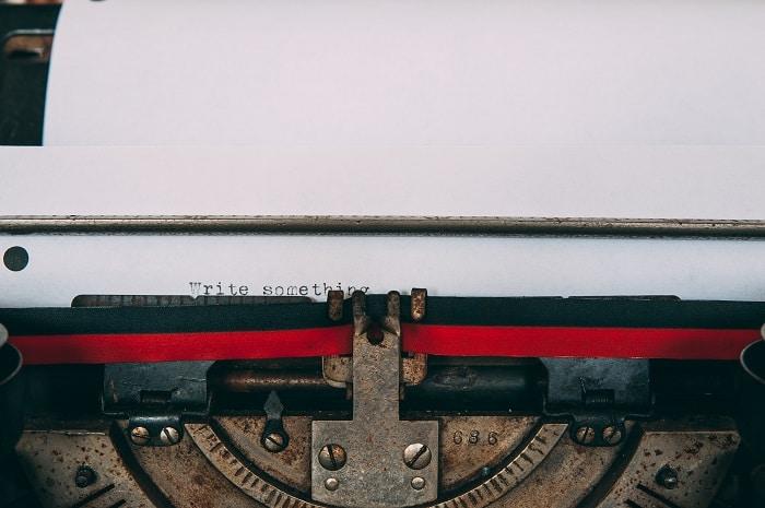 Lâcher prise et aller mieux grâce à l'écriture